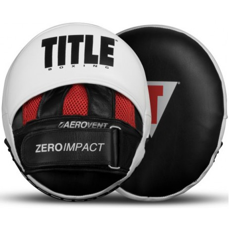 Аэро-лапы для единоборств TITLE Zero-Impact Rare Air 2.0