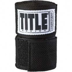 Бинты для бокса Title Aerovent Xtreme (4.5м)