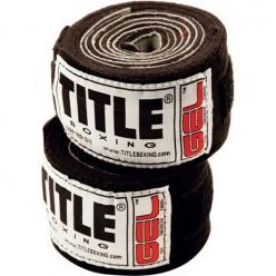 Бинты для бокса Title GEL Iron Fist