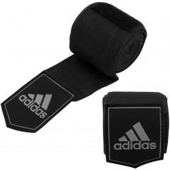 Бинты для бокса Adidas (черный, ADIBP031)