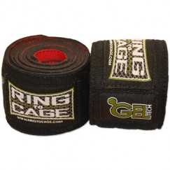 Бинты для бокса Ring to Cage Iron Fist GelTech Power