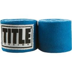 Боксерские бинты Title Junior Traditional Weave (3м)