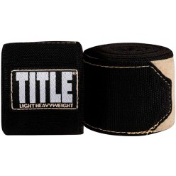 Бинты для бокса Title P4P Stretch Weave