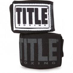 Бинты для бокса Title Power-Flex Elite (4.5м)