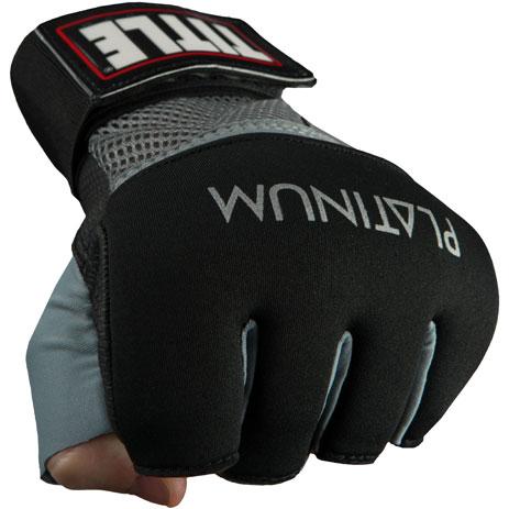 Бинты-перчатки Title Platinum Gator