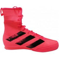 Боксерки Adidas Box Hog 3 (розовый, FX1991)