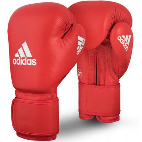 Боксерские перчатки Adidas с лицензией AIBA