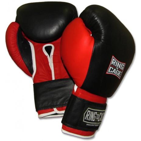 Боксерские перчатки для спарринга RING TO CAGE 20oz Safety