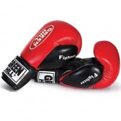 Боксерские перчатки Green Hill Fighter