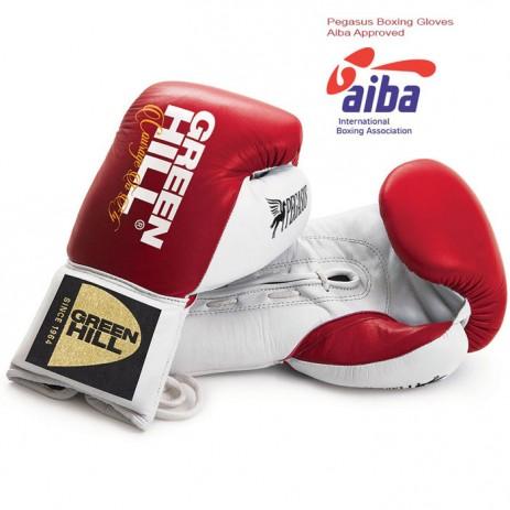 Боксерские перчатки Green Hill Pegasus AIBA