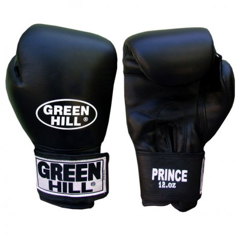 Боксерские перчатки Green Hill Prince
