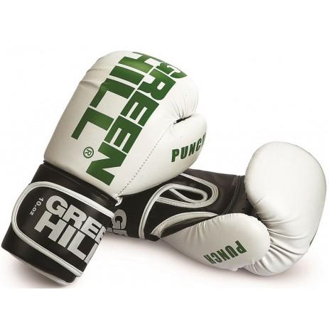 Боксерские перчатки Green Hill Punch