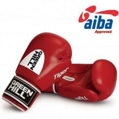 Боксерские перчатки Green Hill Tiger AIBA