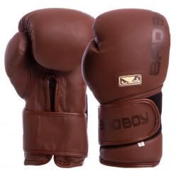Боксерские перчатки кожаные Bad Boy Legacy 2.0 VL-6618