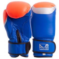 Боксерские перчатки кожаные Bad Boy MA-5433