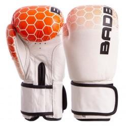 Боксерские перчатки кожаные Bad Boy MA-5434