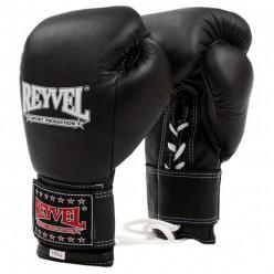 Боксерские перчатки Reyvel Pro с застежкой