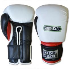 Боксерские перчатки Ring to Cage Deluxe MiM-Foam RC06SSW