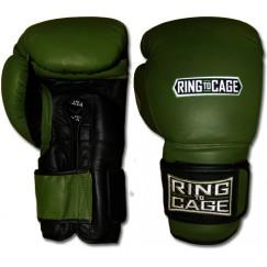 Боксерские перчатки Ring to Cage Deluxe MiM-Foam RC06SST