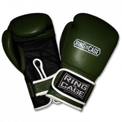 Боксерские тренировочные перчатки Ring to Cage Elite MiM-Foam