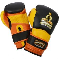 Тренировочные боксерские перчатки Ring to Cage Mughals Molded-Foam and Gel-Lined