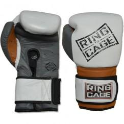 Тренировочные боксерские перчатки Ring to Cage Platinum GelTech