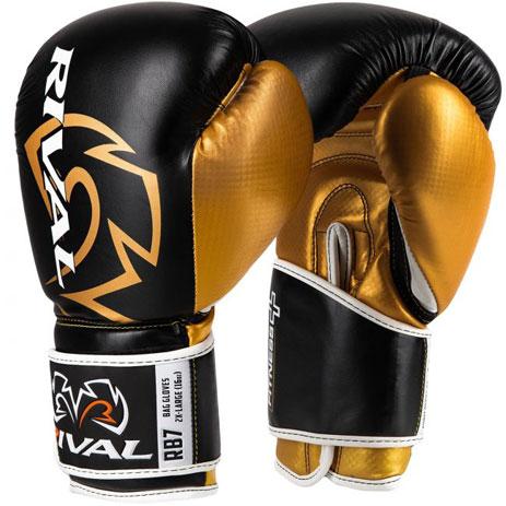 Тренировочные боксерские перчатки Rival RB7 Fitness