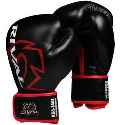 Боксерские перчатки для спарринга Rival RS4 Classic