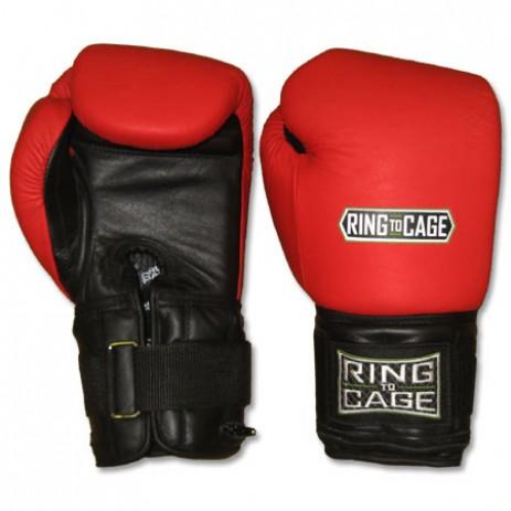 Перчатки тренировочные с утяжелителями RING TO CAGE Power Weighted Super