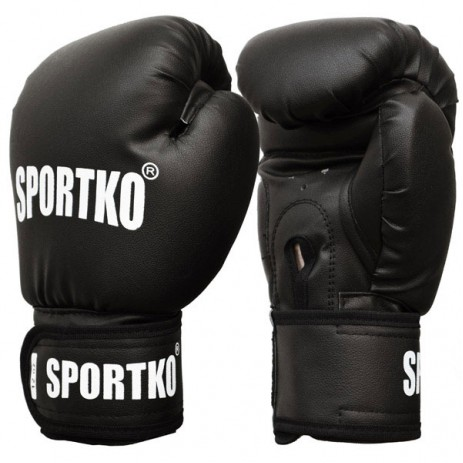 Боксерские перчатки SportKo ПД1