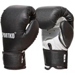 Боксерские перчатки SportKo ПД2