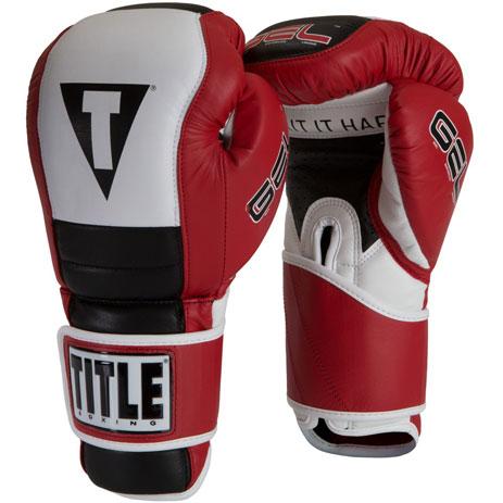Боксерские перчатки Title Gel Rush