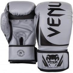 Боксерские перчатки Venum Challenger 2.0 Grey Black
