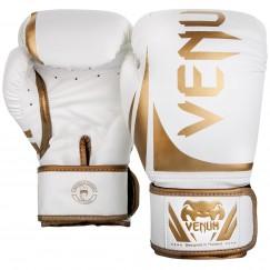 Боксерские перчатки Venum Challenger 2.0 White Gold
