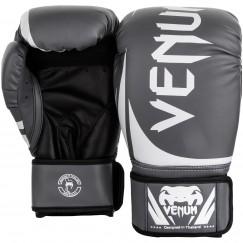 Боксерские перчатки Venum Challenger 2.0 Grey White