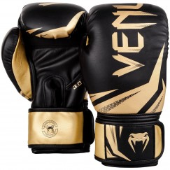 Боксерские перчатки Venum Challenger 3.0 Black Gold