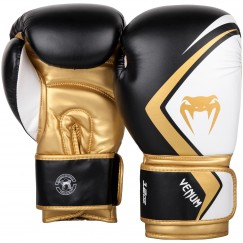 Боксерские перчатки Venum Contender 2.0 Black Gold
