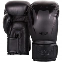 Боксерские перчатки Venum Giant 3.0 Black Black