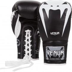 Боксерские перчатки Venum Giant 3.0 With Laces Black