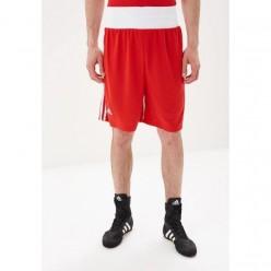 Шорты для бокса Adidas Base Punch New (красные, ADIBTS02)