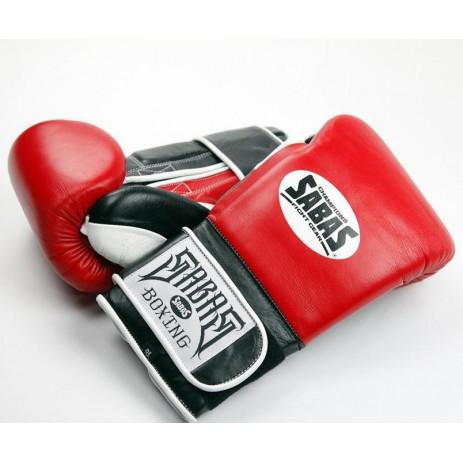 Боксерские универсальные перчатки SABAS SuperSoft-Hook and Loop