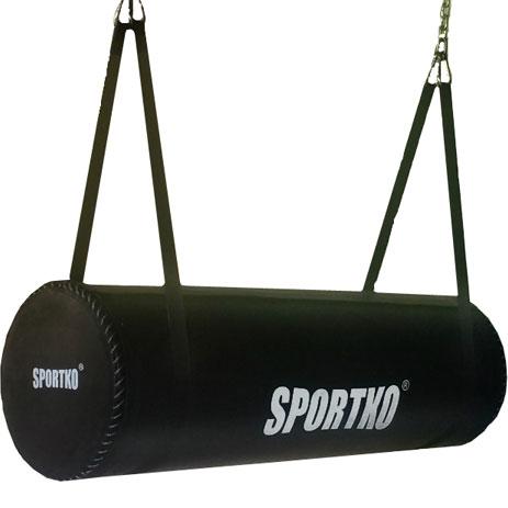 Боксерский мешок горизонтальный SportKo (1.1м, 35-40кг)