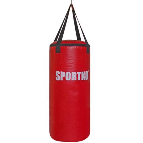 Боксерский мешок Sportko Боченок МП-6 (0.75м, 15кг)