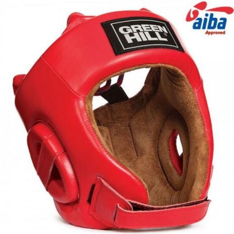 Боксерский шлем Green Hill Five Star AIBA