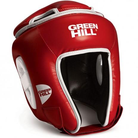 Боксерский шлем Green Hill Win