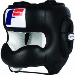 Боксерский шлем с бампером Fighting No Contact