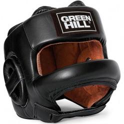 Боксерский шлем с бампером Green Hill Fort