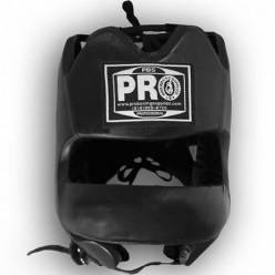Боксерский шлем с бампером Pro Boxing