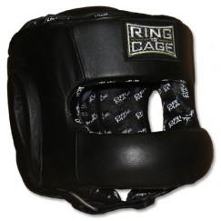 Боксерский шлем с бампером Ring to Cage RCFSHG