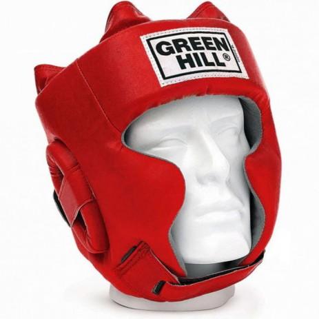 Боксерский шлем тренировочный Green Hill Sparring